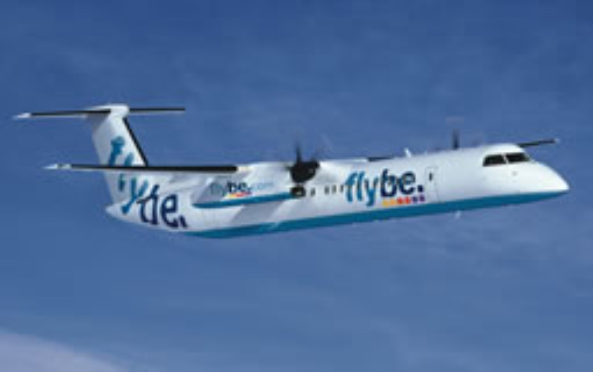 Flybe to operate flights from Liverpool to Edinburgh