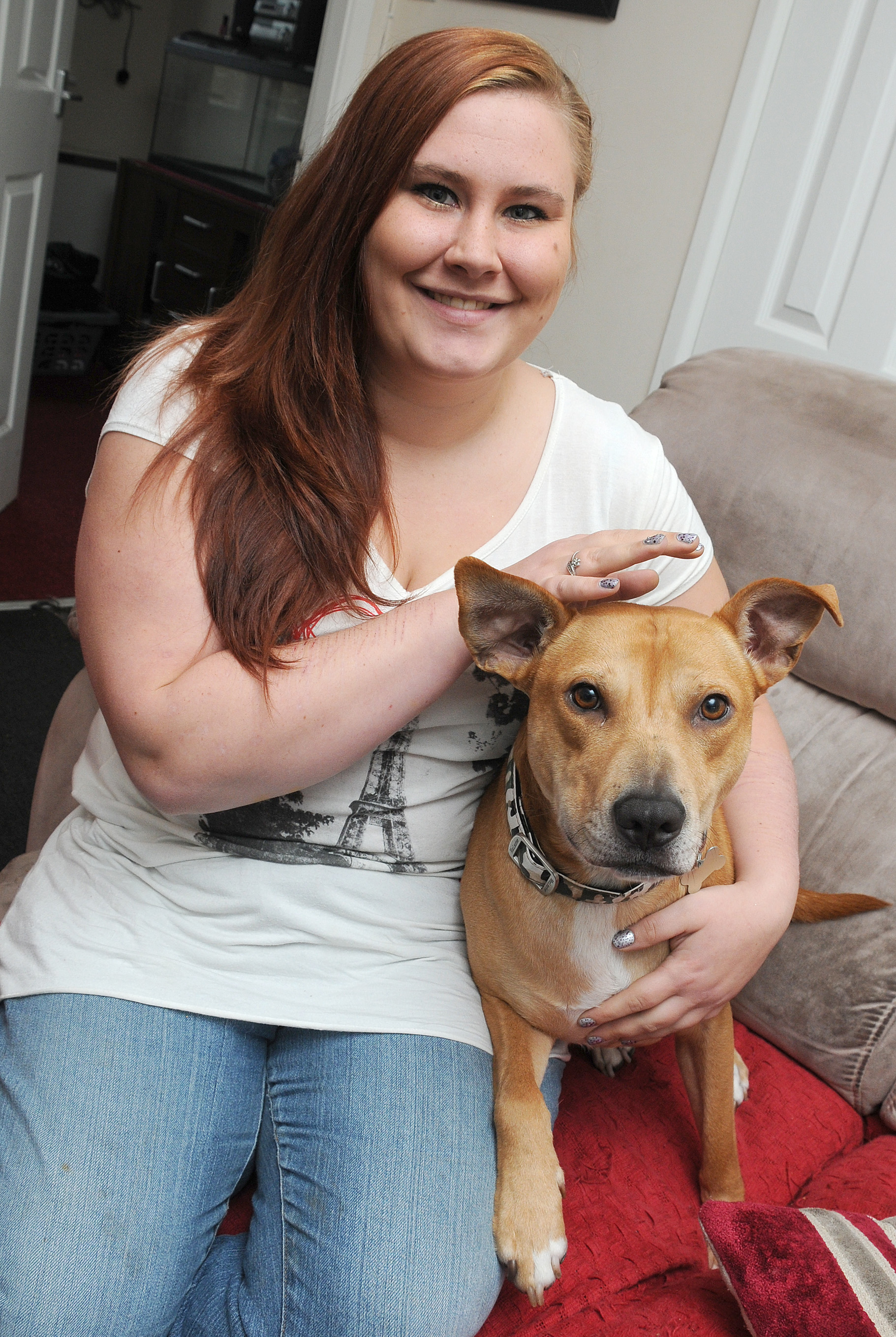 Dog therapy helps Grappenhall woman in time of need
