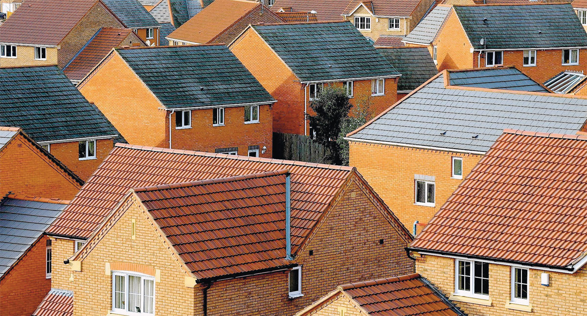 House prices 'out of reach' for prospective home owners