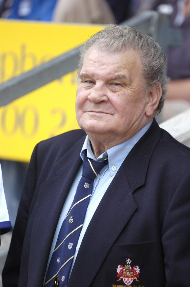 Warrington Guardian: Funeral arrangements for Roy 'Ockher' Aspinall