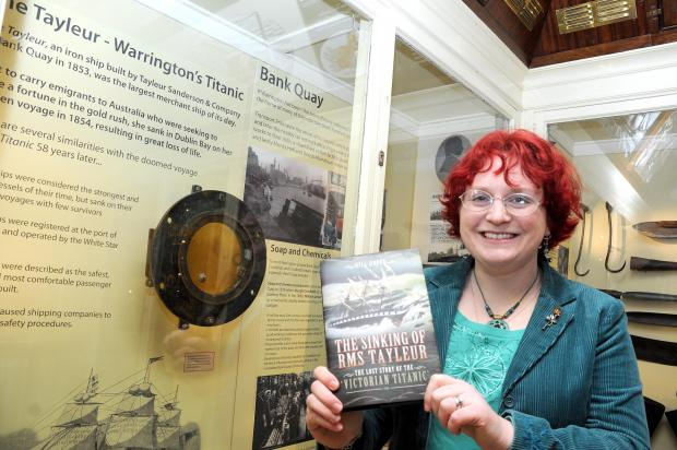 How a day out with her son provided inspiration for Latchford woman's book