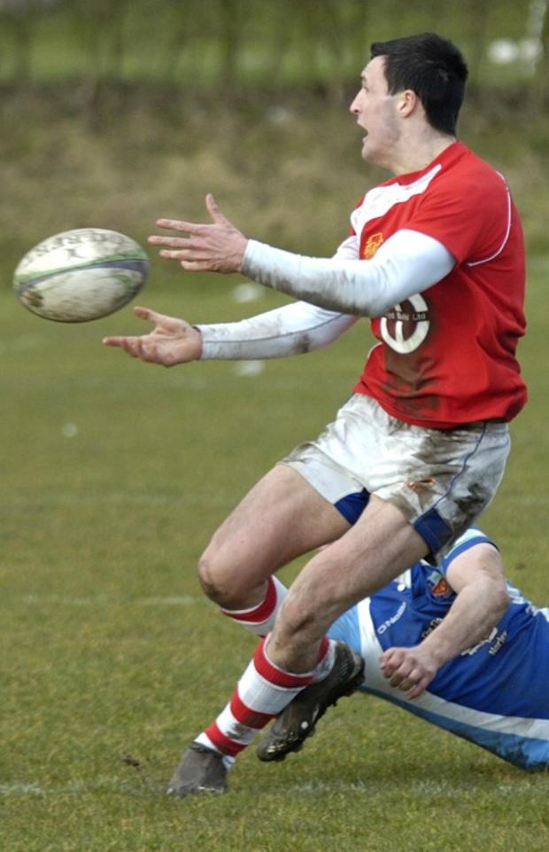Warrington Guardian: Eagle conquer Carnforth