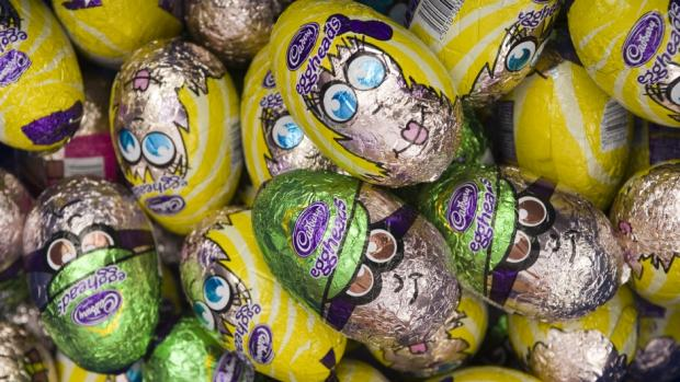 Town centre company collecting Easter eggs for charity