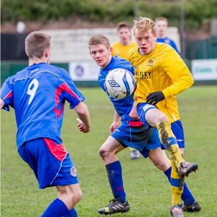 Warrington Town teen ready for England glory,  Pic: John Hopkins