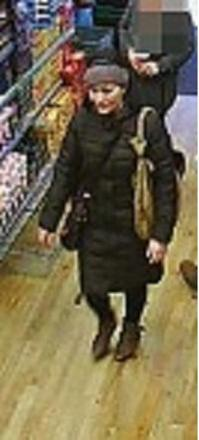 CCTV released following Warrington town centre purse theft