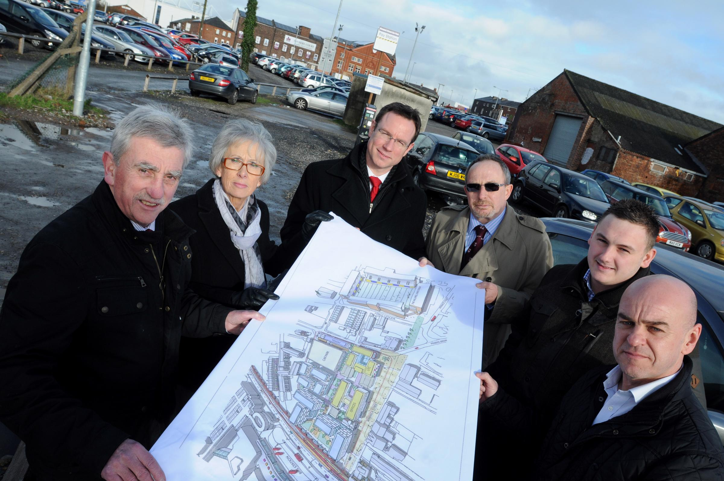 £10 million college deal to breathe life into Winwick Street