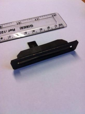 A device recovered by police in Stockton Heath