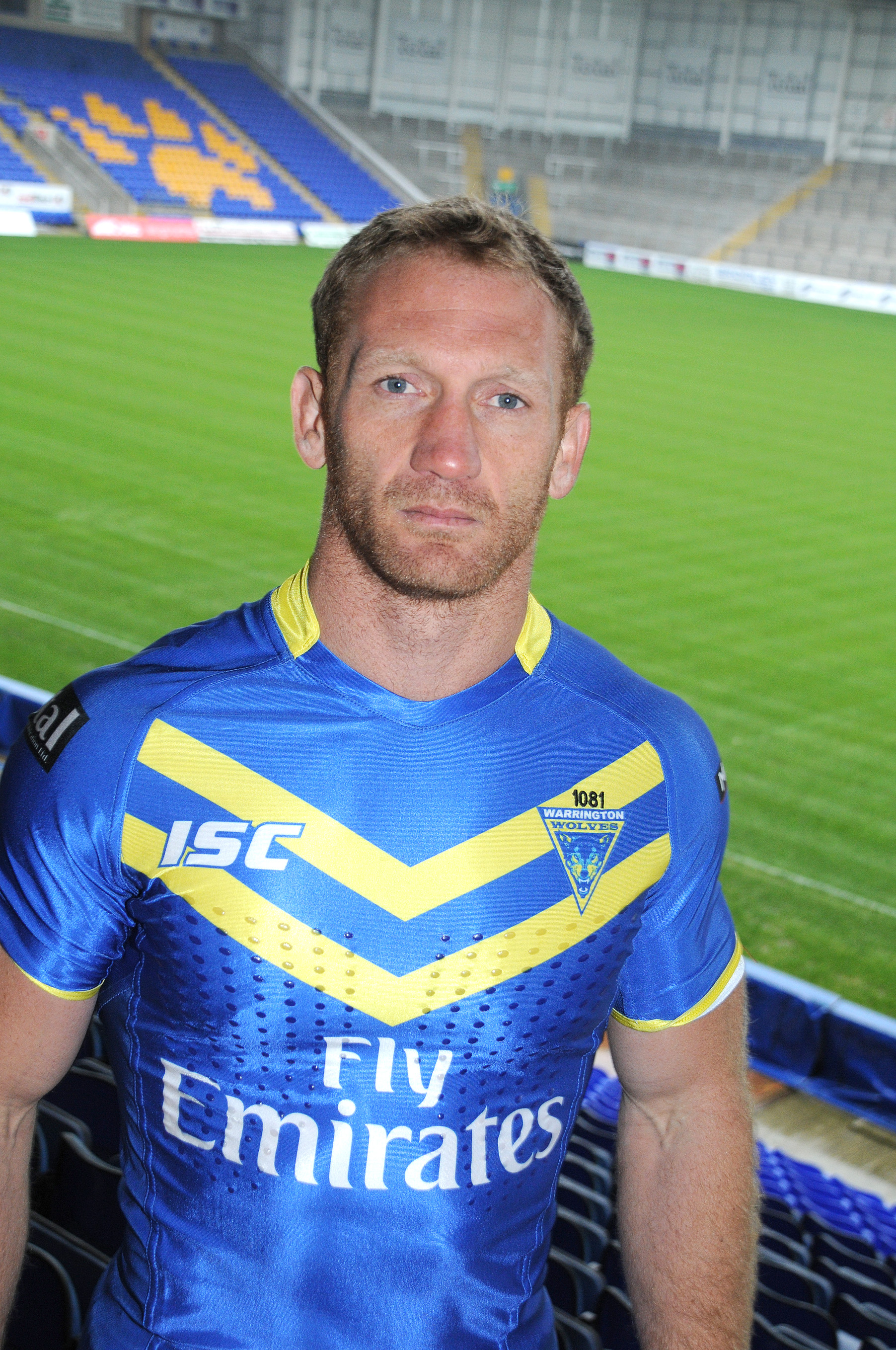 Michael Monaghan has a skippers message for his side ahead of the new Super League season
