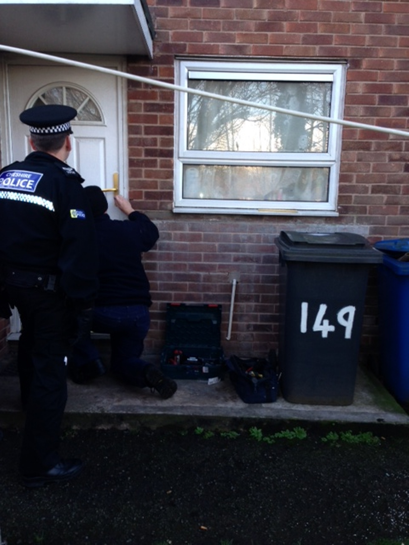 Updated - man arrested in cannabis raid