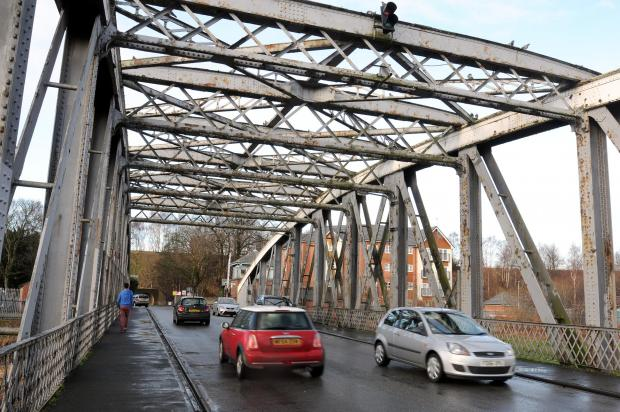 Peel should paint Warrington's swing bridges