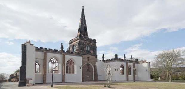 Warrington Guardian: Birkenhead Priory