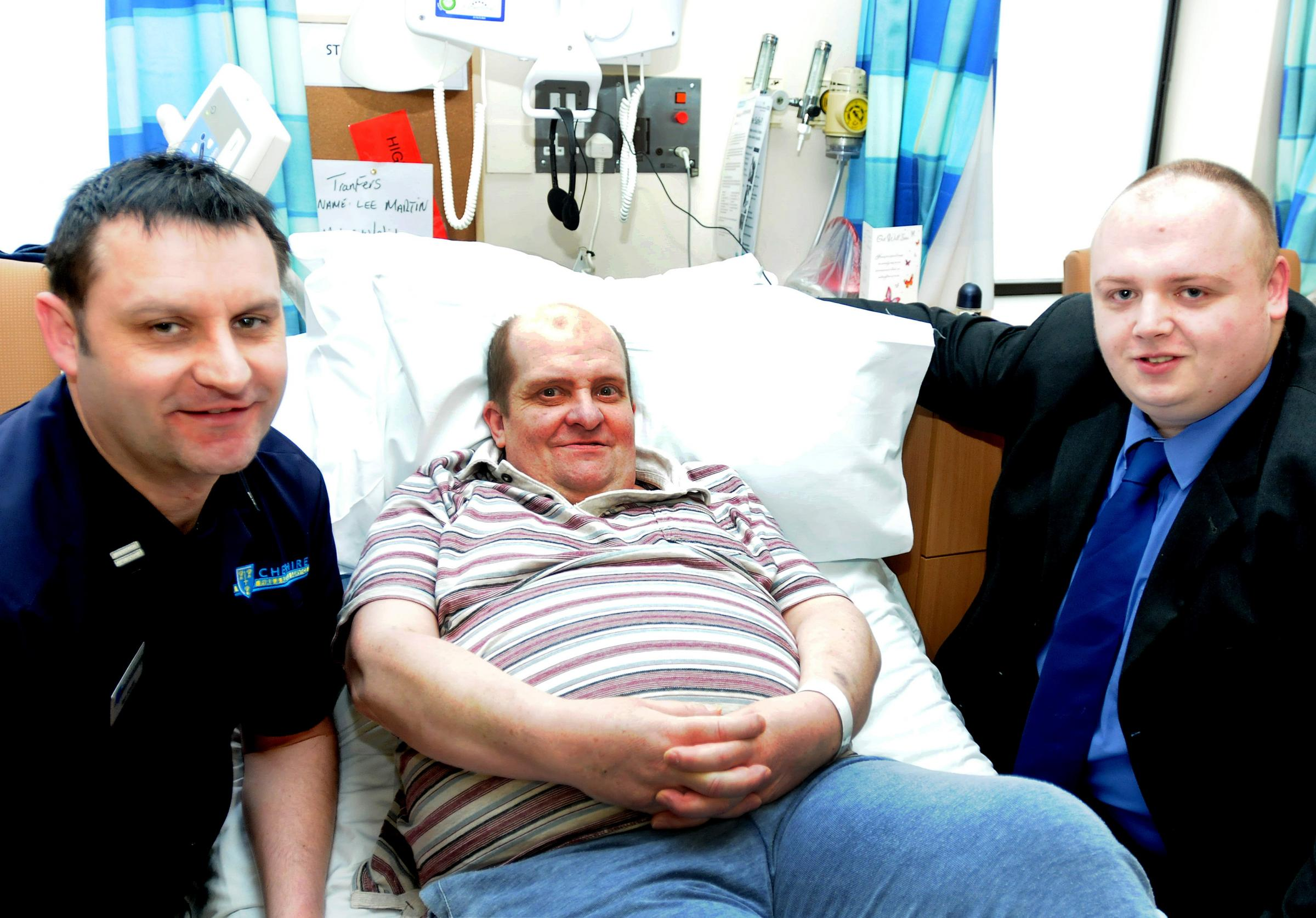 Heroes helped man who suffered heart attack in Golden Square