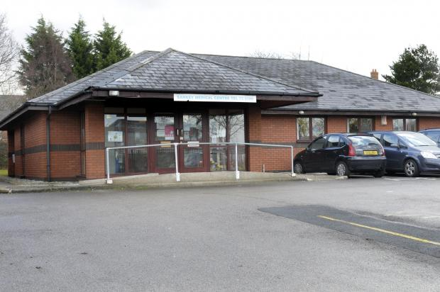 Warrington Guardian: Sankey Medical Centre is now closed