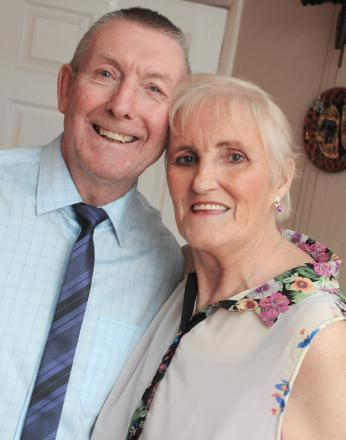 Fifty golden years for Orford couple