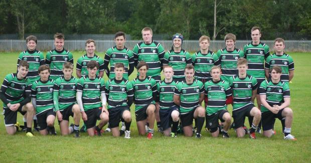 Lymm's under 17s have made history in the Raging Bull North West Colts League