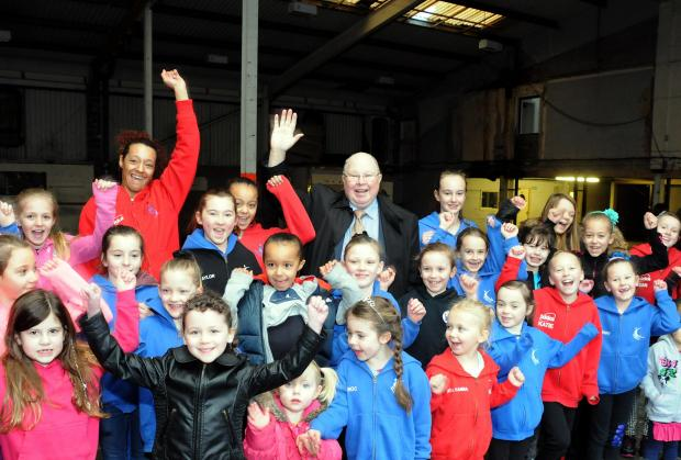 New home agreed for Warrington Gymnastics Club