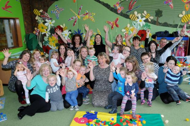 Meet the Warrington Guardian's charity of the year - Home Start