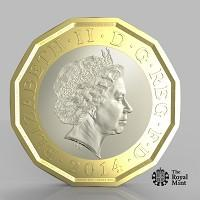 Warrington Guardian: The new one pound coin announced by the Government will be the most secure coin in circulation in the world (HM Treasury/PA)
