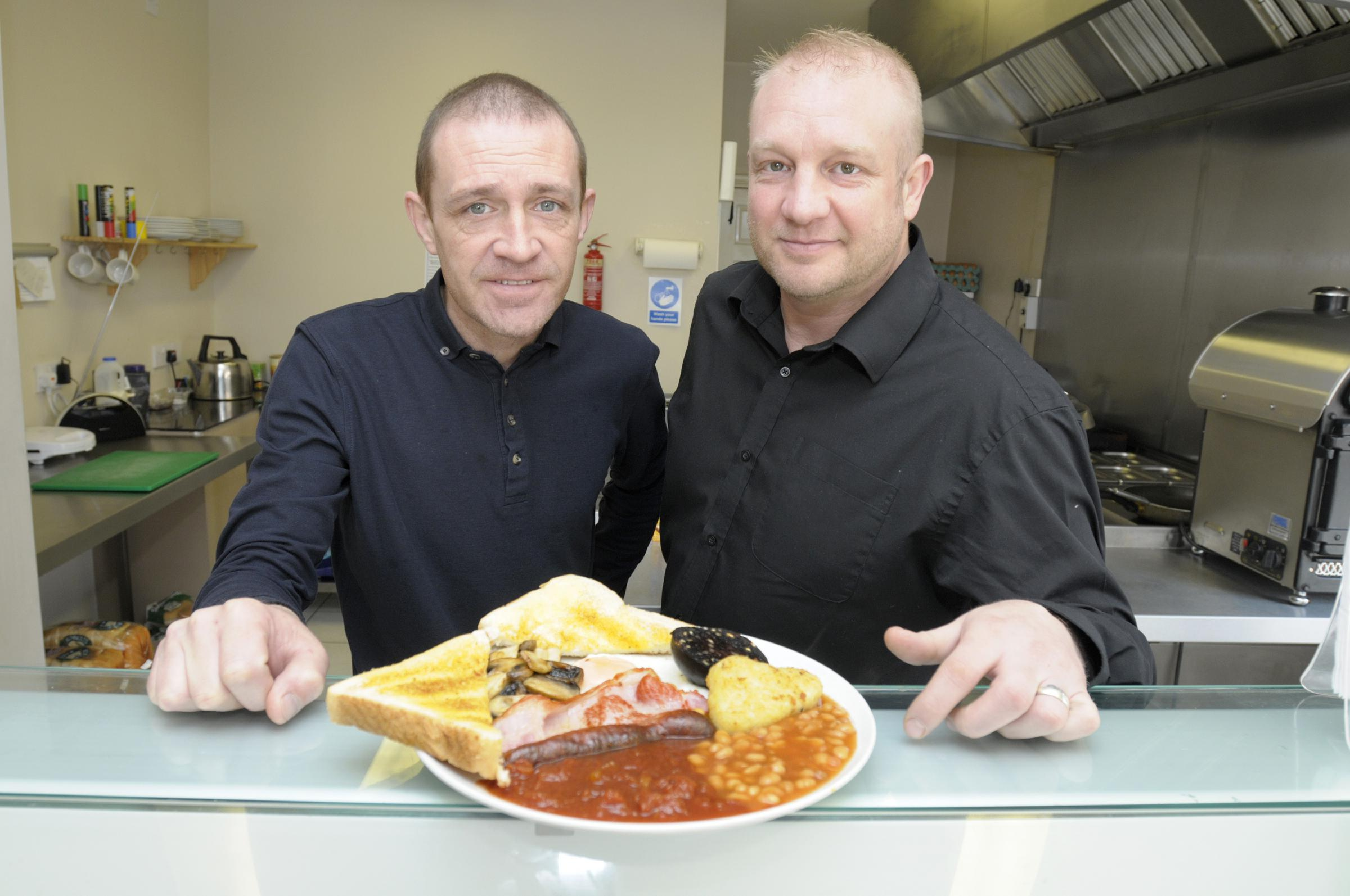 Cafe jumps to five stars in hygiene scores