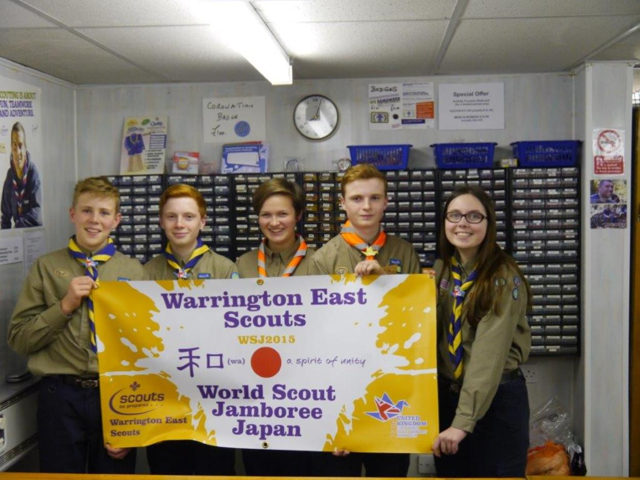 The Scouts set to hit Japan