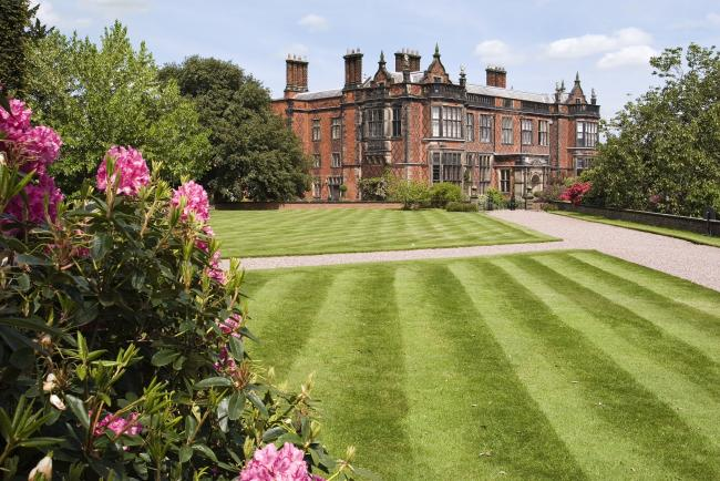 Arley Hall to reopen its gardens from today