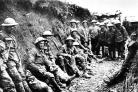'Hardships of the trenches'
