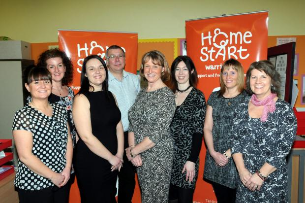 IT is a charity that prides itself on helping some of the most vulnerable families in Warrington to stand on their own two feet.  But Home-Start Warrington, who is the Warrington Guardian's charity of the year, is so much more than that, claims scheme m