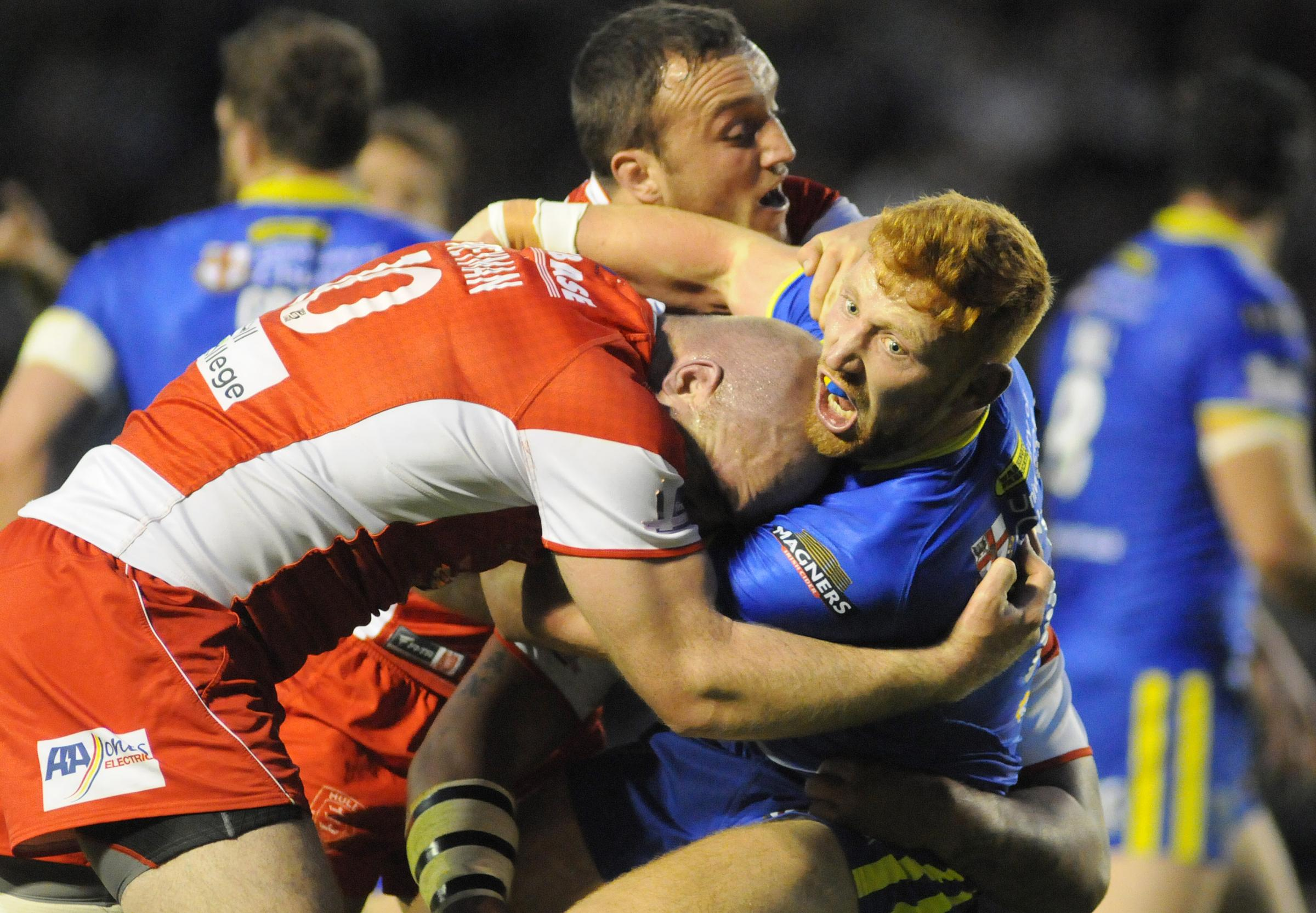 SQUAD NEWS: Wolves name 19-man squad to face Castleford
