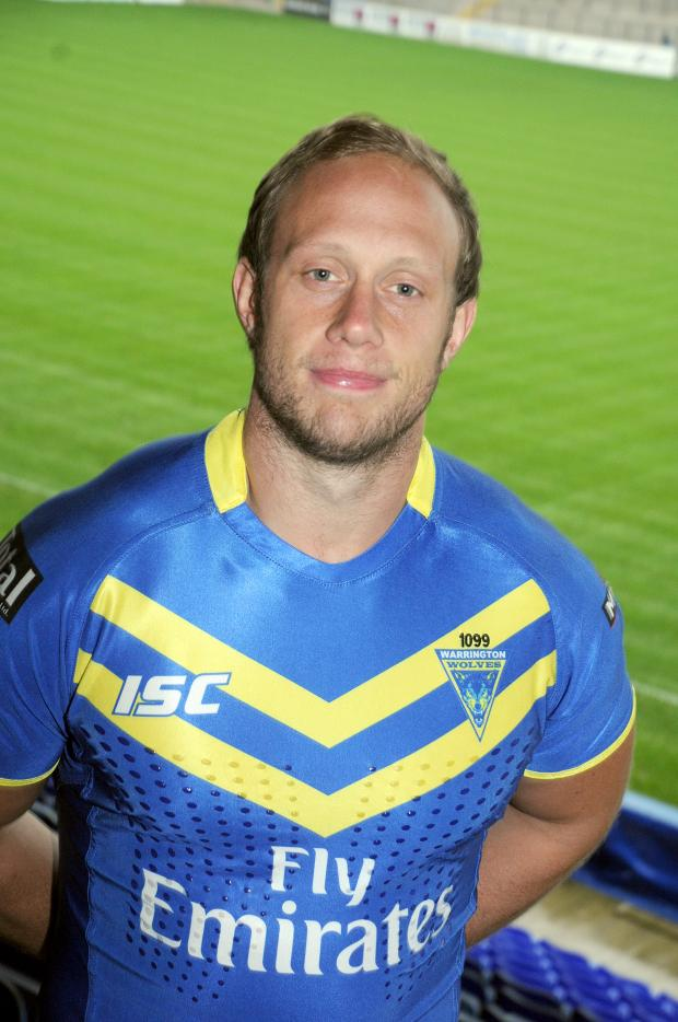 Warrington Guardian: Hill not watching the record books