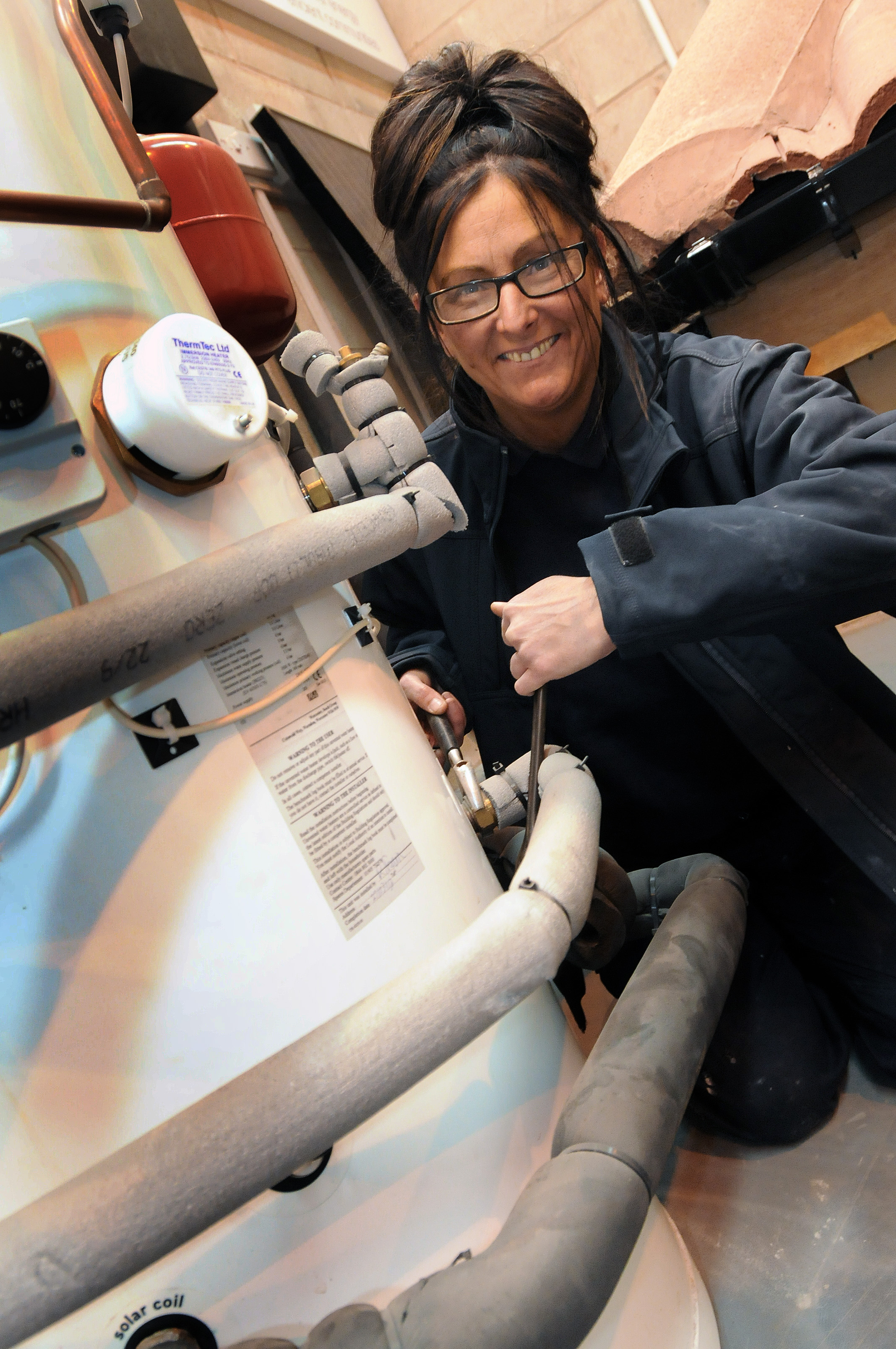 Golden Gates plumber Sharon wins top national accolade