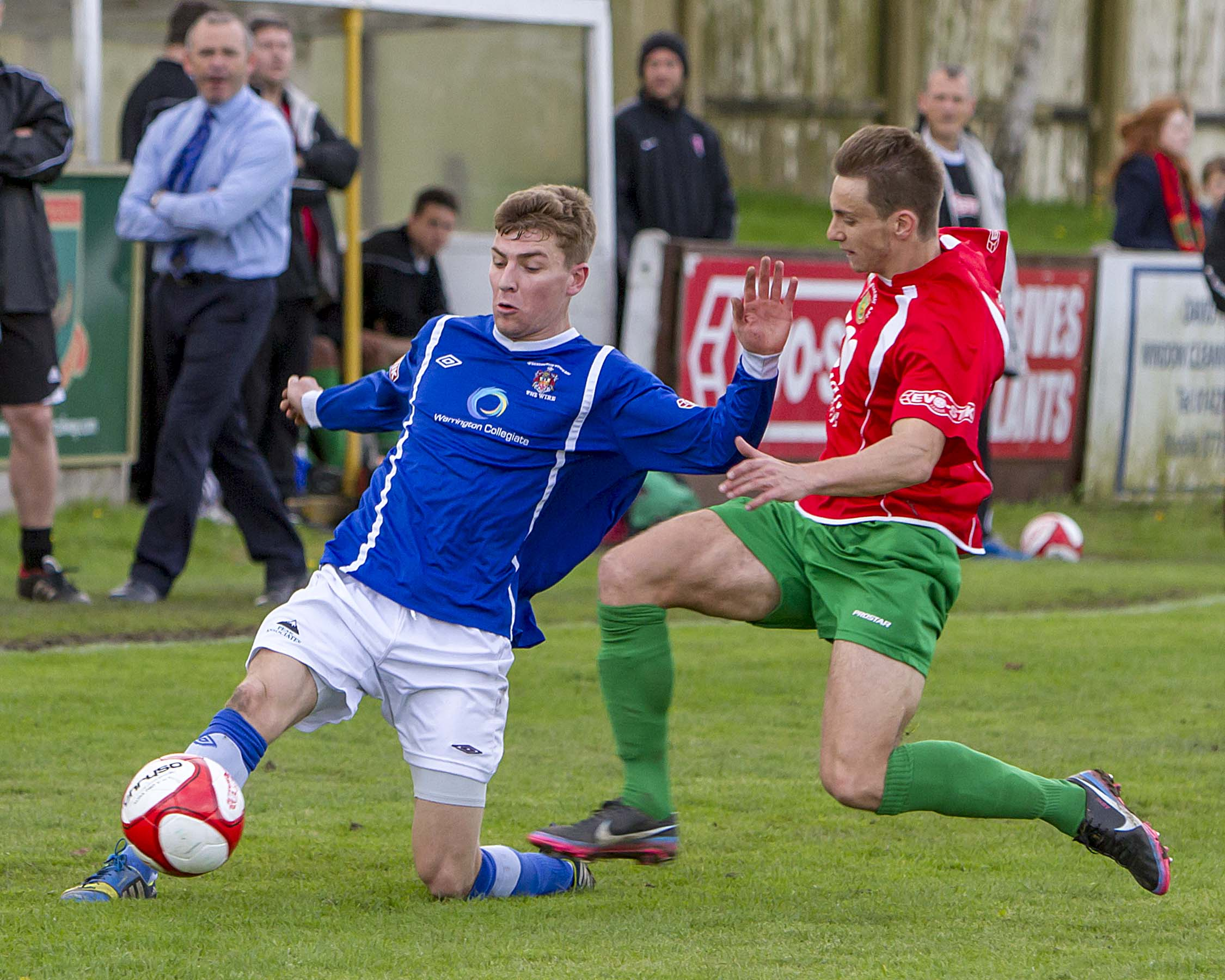 Town tackle Bamber Bridge in play-off semi finals on Tuesday night