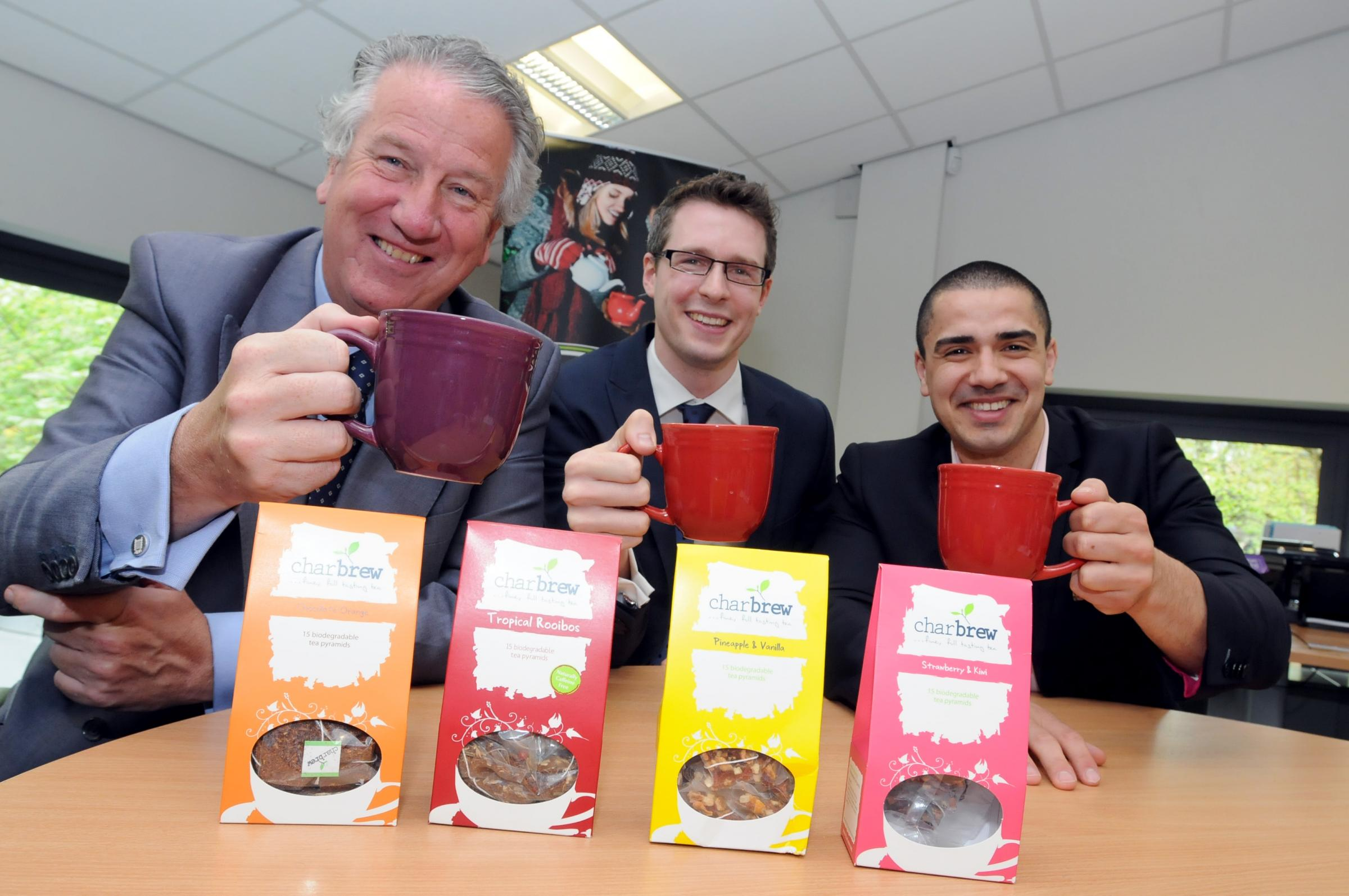 Warrington Guardian: Future rosey for Thelwall tea firm