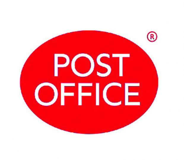 Makeover at Warrington Post Office