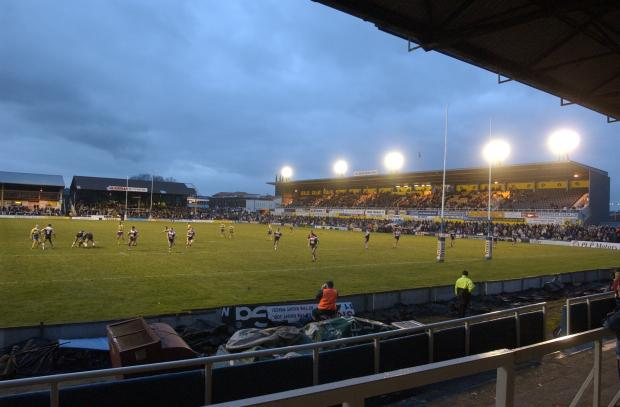 Warrington Guardian: Wilderspool game a sell out