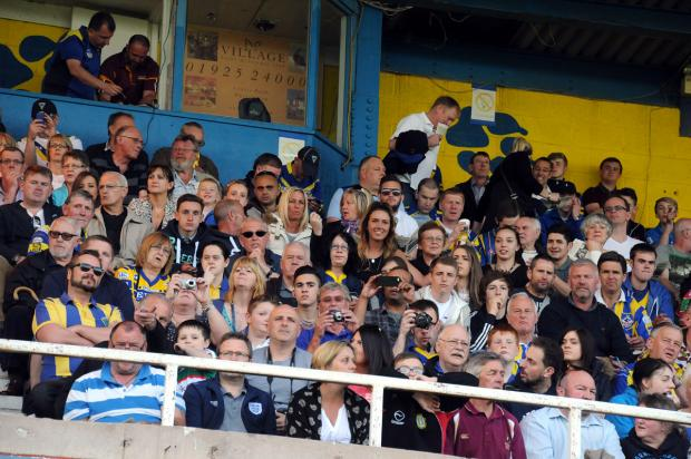 49 things you never knew about Wilderspool