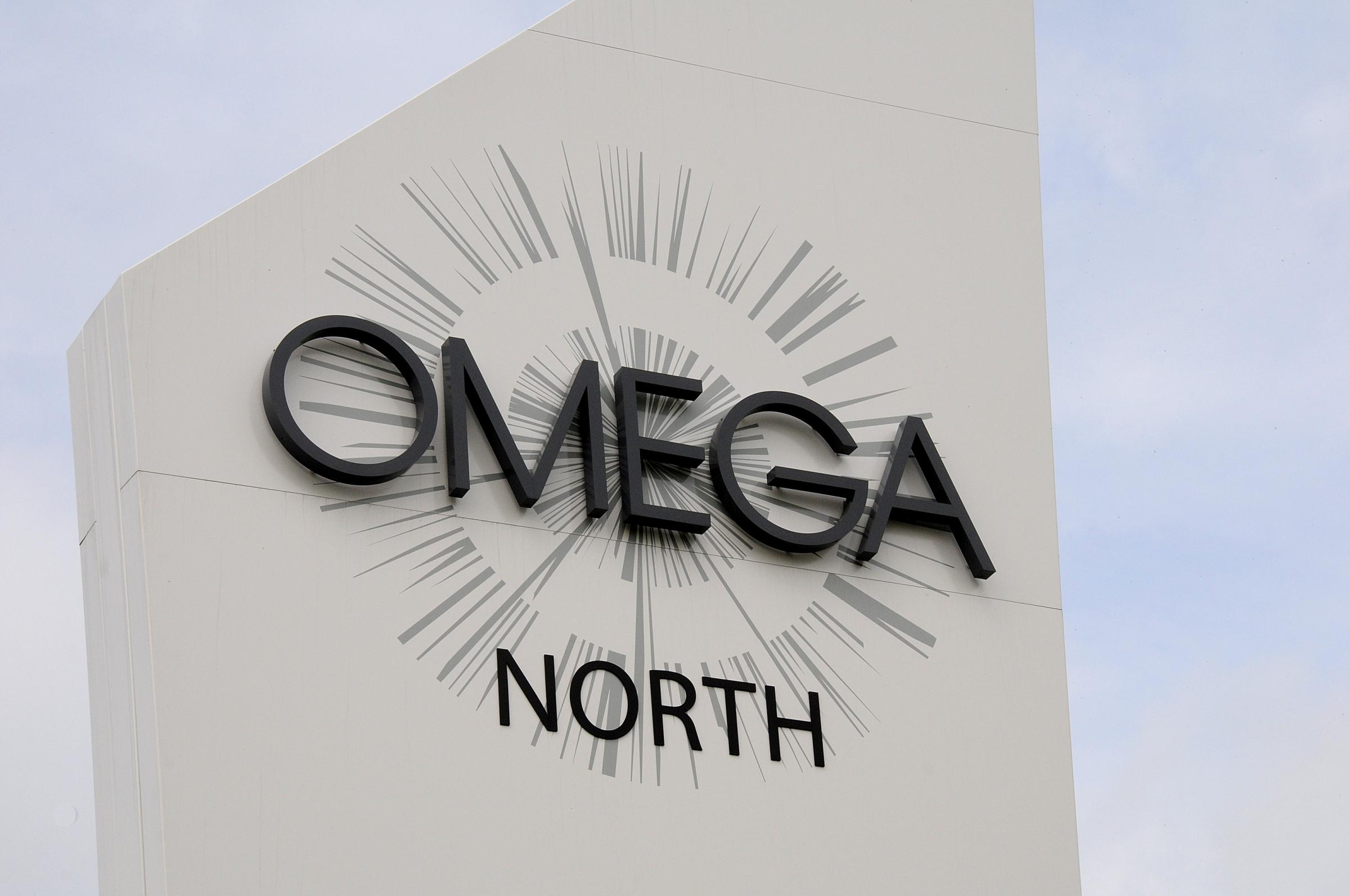 New homes are earmarked for the neighbouring Omega South development