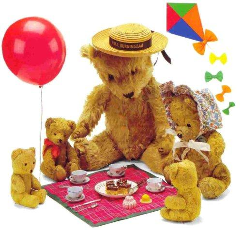 It's teddy time at Gulliver's World