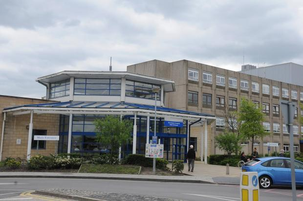 Warrington Hospital