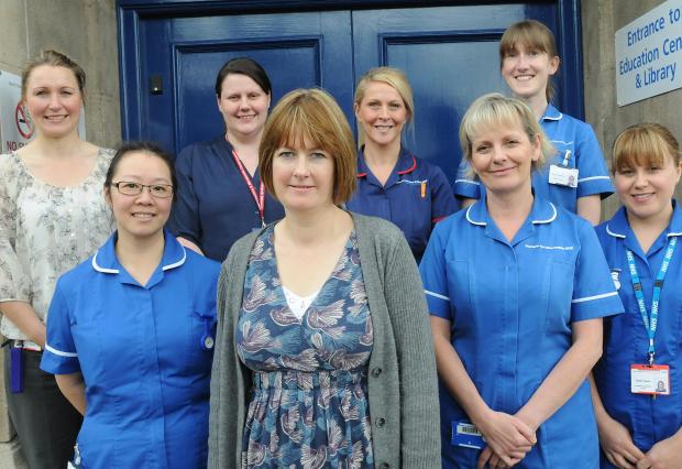 Meet the Warrington Hospital team aiming to make medical problems a thing of the past