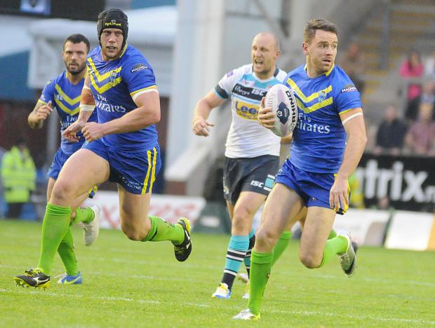 Warrington Guardian: GUARDIAN VERDICT: Warrington Wolves 24 Leeds Rhinos 6