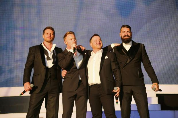 REVIEW: The audience may have matured, but Boyzone can still put on a show