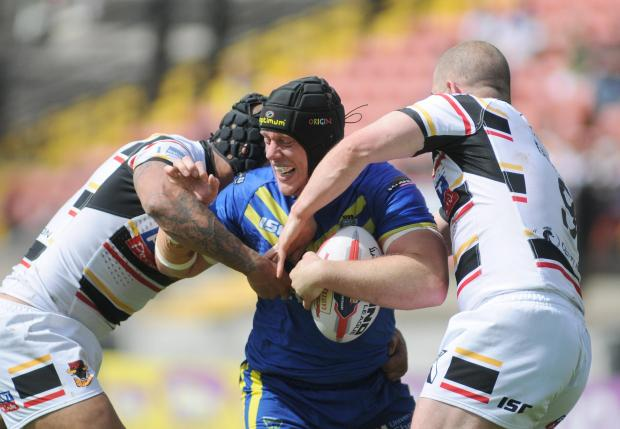 Warrington Guardian: GUARDIAN VERDICT: Bradford Bulls 10 Warrington Wolves 46