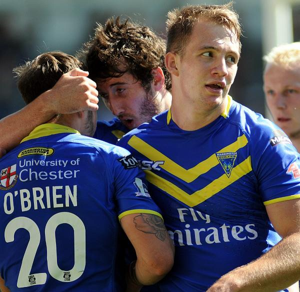 FULL TIME: Warrington Wolves 50 Bradford Bulls 24
