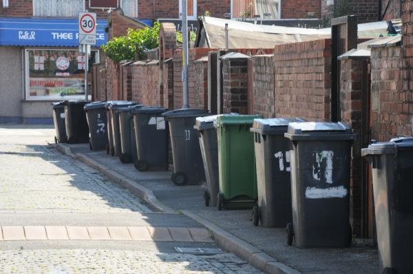 Bins will not be collected on Thursday