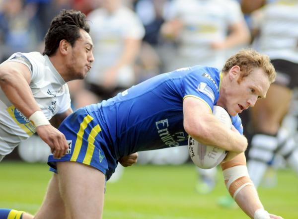 Warrington Guardian: Smith praises Monaghan role in Wolves' biggest win of season