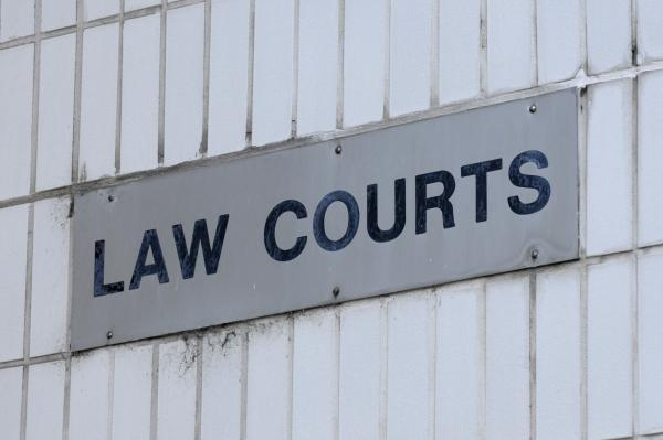 Dad fined followed Golden Square row