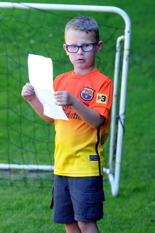 Anger over the five year old Woolston boy told he was OBESE