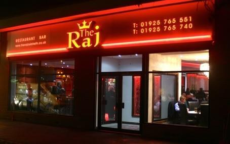 Fine Indian cuisine in brand new premises