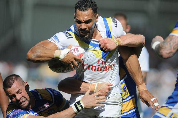 FULL TIME, PICTURES ADDED: Leeds Rhinos 24 Warrington Wolves 16