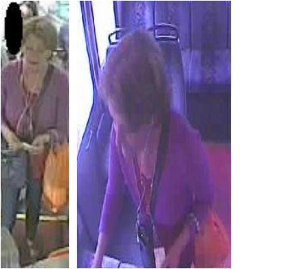 Most Wanted: Woman wanted after passenger assaulted on bus